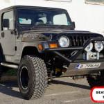 Проект - Jeep Wrangler