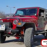 Проект - Jeep Wrangler Rubicon