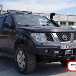 Проект - Nissan Pathfinder